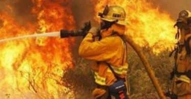 إطفاء النار في المنام للمتزوجة