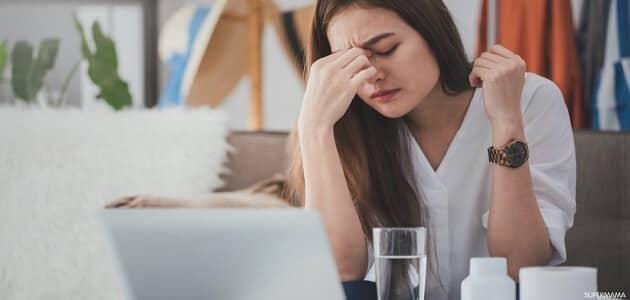 اعراض لخبطة الهرمونات في الجسم