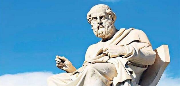 افلاطون واهم جوانب فلسفته