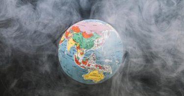 الاحتباس الحراري وتأثيره على المناخ