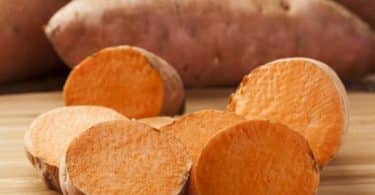 البطاطا المشوية للحامل