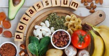 البوتاسيوم في الغذاء