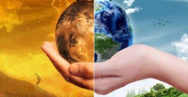 الجهود الدولية لحل مشكلة التغير المناخي؟