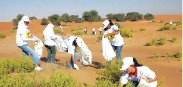 العمل التطوعي ودوره في تنمية المجتمع