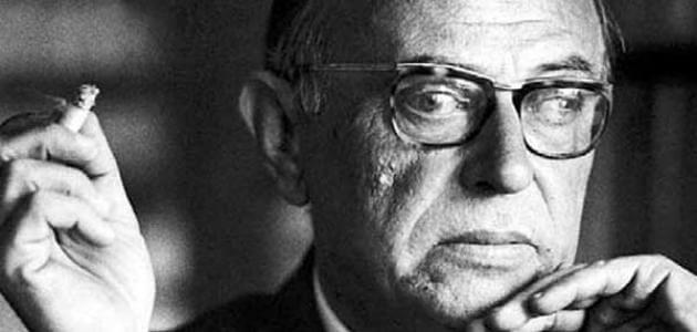 الفلسفة الوجودية عند سارتر