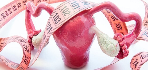 تضخم الرحم اسبابه وعلاجه