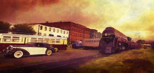تفسير حلم القطار يدهس شخص