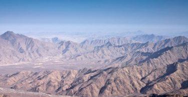 جبال البحر الاحمر فى مصر