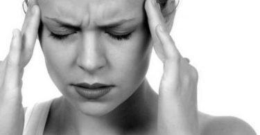 درجة انخفاض الضغط والصداع