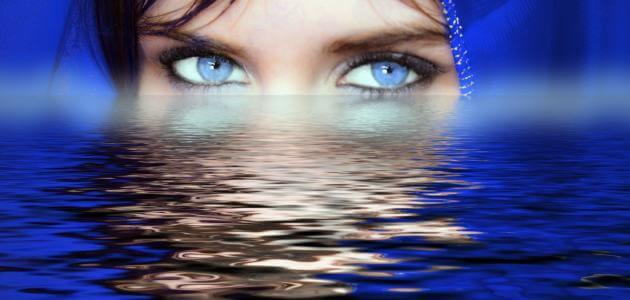 زرقاء اليمامة من هي