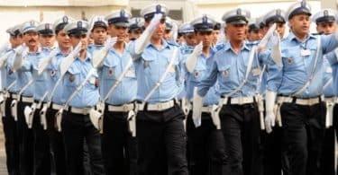شروط كلية الشرطة ضباط متخصصين