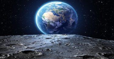 شكل الكرة الارضية من الفضاء