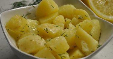 فوائد البطاطس المسلوق للرجيم