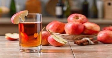 فوائد عصير التفاح بالقرفة