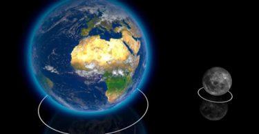قطر الكرة الأرضية عند القطبين