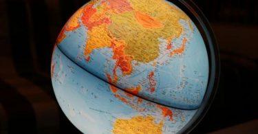 مساحة الكرة الأرضية اليابسة