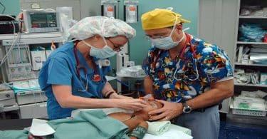 موانع التخدير العام للاطفال