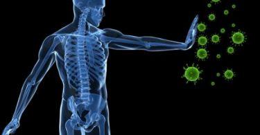 نسبة المناعة الطبيعية في جسم الإنسان؟