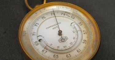 وحدة الضغط الجوي في النظام الدولي