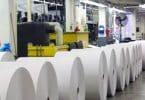 صناعة الورق والبيئة