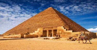 أسرار الهرم الأكبر في مصر