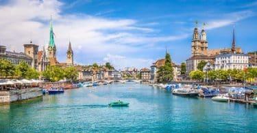 أكبر مدينة في سويسرا؟