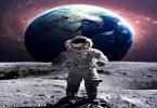 أول رائد فضاء عربي هبط على سطح القمر؟