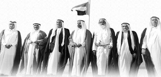 إمارات الإمارات وحكامها
