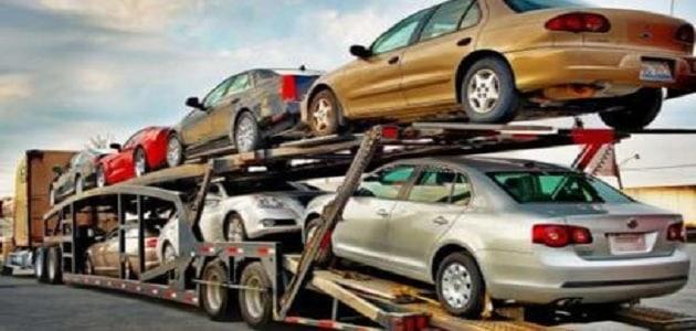 استيراد السيارات من الخارج