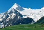 اعلى قمة في جبال الالب السويسرية