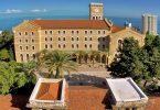 اقسام الجامعة الامريكية في لبنان