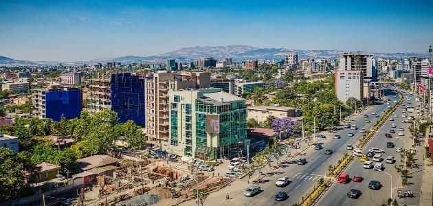 السياحة في أديس أبابا