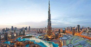 برج خليفة أين يقع؟