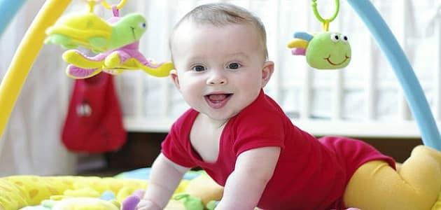تطورات الطفل في الشهر الخامس والسادس