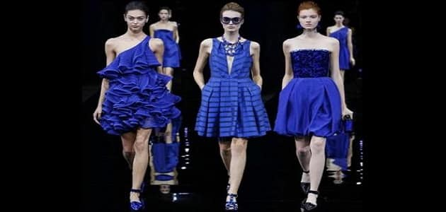 تفسير حلم الفستان الأزرق للمتزوجه