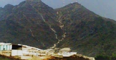 جبل اشتهر في عهد قريش؟