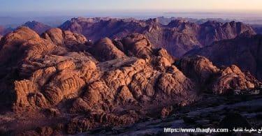 جبل طور سيناء وأهميته