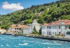 جزيرة الاميرات في تركيا