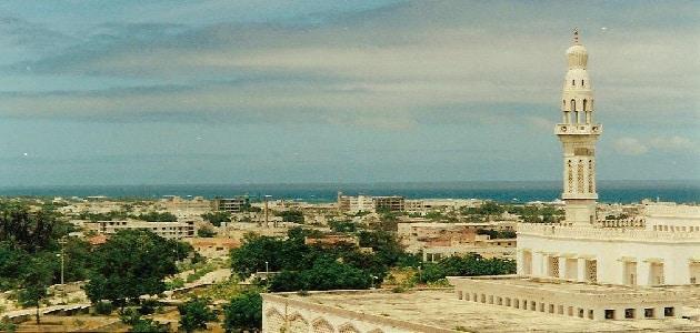 عاصمة الصومال القديمة