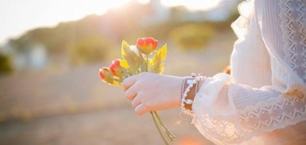 كلام غزل قصير جدا عن الجمال