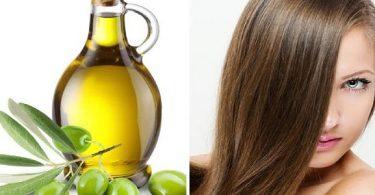 كيف استخدم زيت الزيتون للشعر