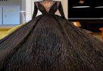 لبس الأسود في المنام للعزباء
