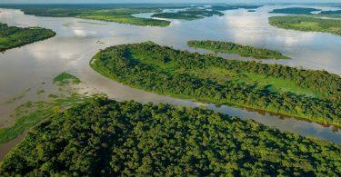 ما هو اعرض نهر في العالم؟
