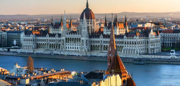 ما هي عاصمة المجر ؟