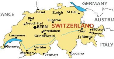 ما هي عاصمة سويسرا بالعربي؟
