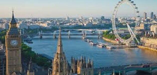 مدينة لندن السياحية
