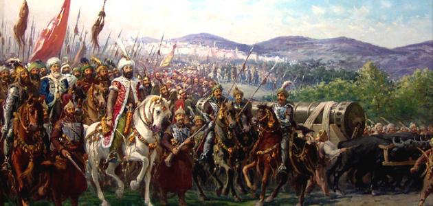 معركة وقعت بين المسلمين والبيزنطيين؟
