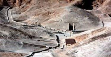 معلومات عن وادي الملوك في مصر
