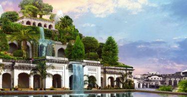 من بني حدائق بابل المعلقة؟