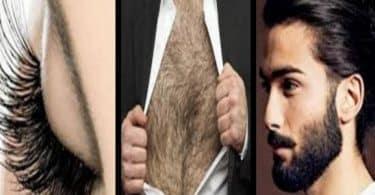 هل البيوتين يزيد شعر الجسم؟